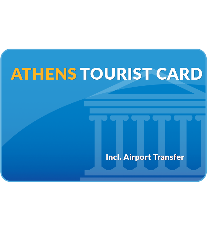 Athens Tourist Card (Inkl. Akropolis Museum)