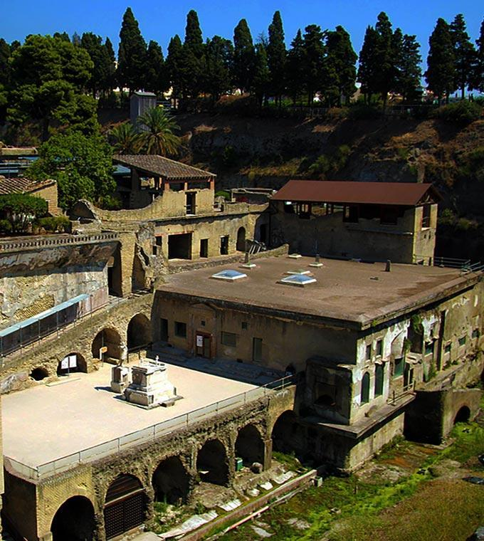 Pompei & Ercolano Archeological Tour