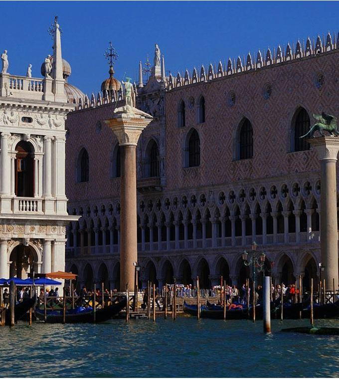 Doge's Palace and the Secrets of its Prison