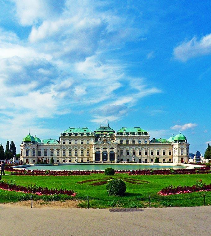 Belvedere Palace & Museum
