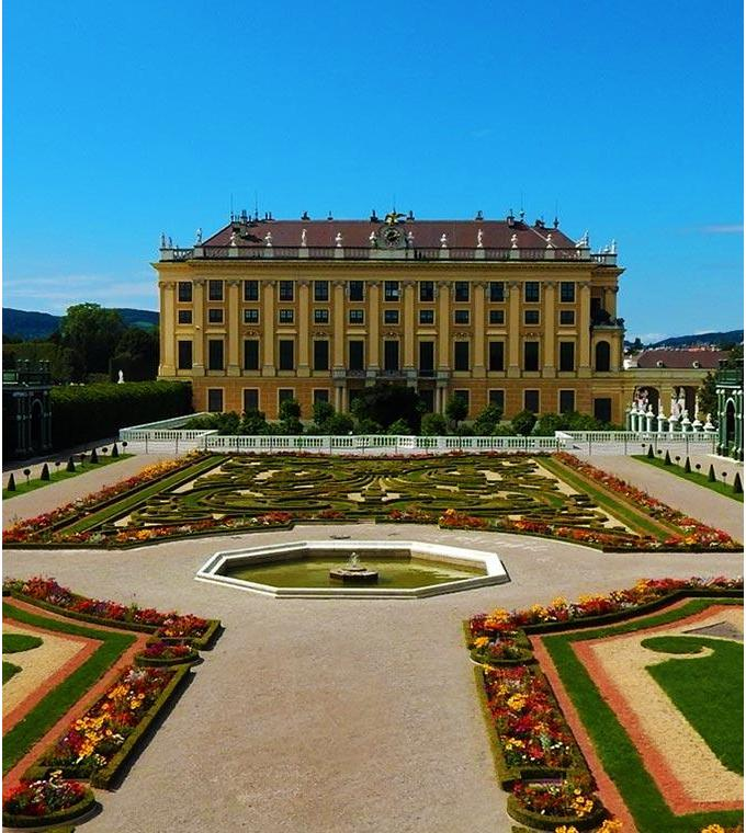 City Tour with Schönbrunn