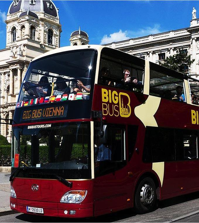 Big Bus Hop-on Hop-off Sightseeing Tour