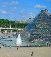 Louvre wandeltocht